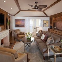 Family Room Design, Pictures, Remodel, Decor and Ideas - page 32