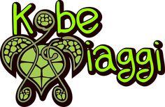 """logotipo """"Kobe Viaggi"""""""