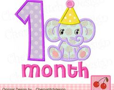 I'm TwodlesMouse head appliqueMinnie by CherryStitchDesign on Etsy
