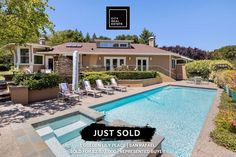JUST SOLD for $2,877,000! So incredibly thankful to close escrow on this stunning home in the exclusive Lucas Valley Estates. This contemporary masterpiece is the epitome of luxury indoor/outdoor living. The stunning home itself features 4 bedrooms, 2.5 bathrooms, a gourmet chef's kitchen, a spectacular family room, 3 fireplaces, vaulted high ceilings, multiple skylights, immense panoramic windows, French doors and custom built-in desks & shelving. Built In Bbq, Built In Desk, Wardrobe Systems, Banquet Seating, Comfortable Living Rooms, Indoor Outdoor Living, Skylight, French Doors, Curb Appeal