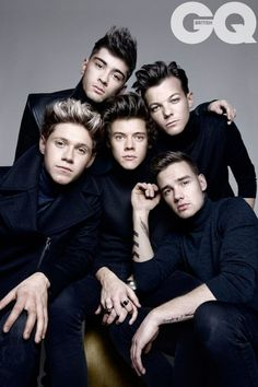 GQ - One Direction