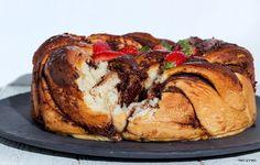 המרכיב הסודי: קראנץ שמרים שוקולד עם תותים