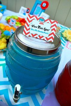 baby boy birthday party Trendy Baby Shower Ideas For Twins Food Birthday Parties Ideas Dr Seuss Party Ideas, Dr Seuss Birthday Party, Twin Birthday Parties, Baby Boy Birthday, Birthday Ideas, Dr Seuss Baby Shower Ideas, Birthday Drinks, Party Drinks, Ideas Party