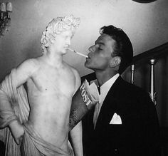 """classichollywoodcentral: """" Frank Sinatra """""""