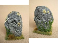 Standing Stone 3 - wargaming objective marker