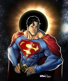 Color Supes Redux by GavinMichelli on deviantART