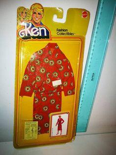 MY FIRST BARBIE VESTITO KEN FASHION COLLECTION ANNI 80 VINTAGE TOY | eBay