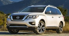 2018 Nissan Pathfinder Receives Minor Updates, Priced From $30,790 #New_Cars #Nissan