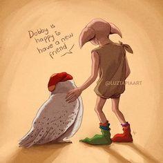Dobby es libre.🧦