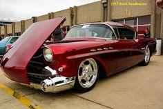 1957 Buick Roadmaster. Talk about a beauty ? - James Reynolds - Google+