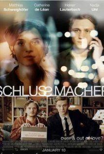Schlussmacher (2013) Poster