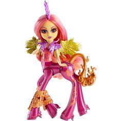 Monster High Doll, Fright-Mares - Flara Blaze Image 3 of 5 Monster High Characters, Monster High Dolls, Disney Characters, Personajes Monster High, Beast Friends, Mattel Shop, Superman, Batman, The Catacombs