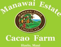 Manawai Estate Chocolate Cacao Farm in Huelo Maui