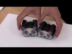 Panda Sushi Maker - Little Bento World
