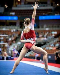 Ragan Smith (Texas Dreams) 2017 P&G Championships (Day Gymnastics Pictures, Sport Gymnastics, Artistic Gymnastics, Olympic Gymnastics, Olympic Sports, Gymnastics Leotards, Amazing Gymnastics, Dancer Photography, Gymnastics Photography