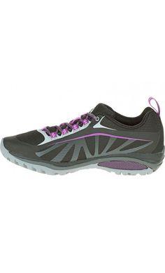 Merrel Siren Edge Shoes Black/Purple  #outdoors #hiking #adventure