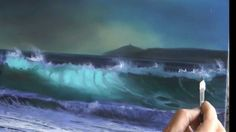 HOW TO PAINT WAVES AND FOAM, PART 1 by Alan Kingwell via @LauChansArt