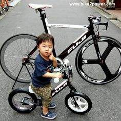 A mini-me   #urbancycling #socialcycling #bike #bicycle #cycling #velo  #velochic #loveofbike  #cardoBK1