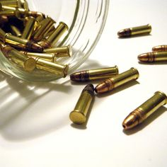 22 long rifle ammo