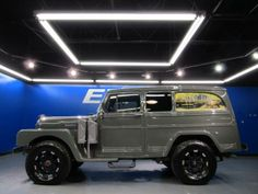 1955 willys wagon for sale - Google Search