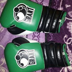 Grant boxing gloves Used grant boxing gloves Other
