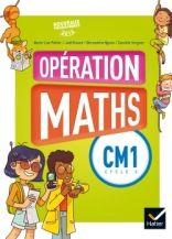 Opération Maths CM1 Ed. 2016 - SPECIMEN