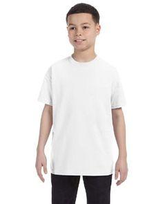 G500B Gildan Heavy Cotton™ Youth 5.3 oz. T-Shirt