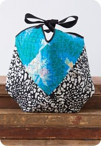 Image of Quilted Tote