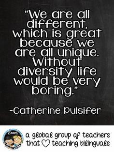 17 Best Cultural Diversity Quotes Images Words Cultural Diversity
