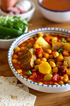 abgoosht - Iranian soup/stew