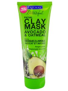 Avocado & Oatmeal Facial Clay Mask. This line is fantastic and CHEAP! Cruelty free of course and found at most drug stores and large retailers. Amazing results...love. love. love.