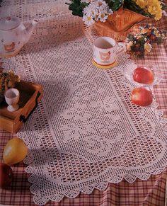 Caminos de mesa - Flavia Luggren - Picasa Albums Web