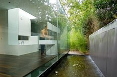 20 Transparent Bathrooms That Cure Your Shyness | Architecture, Art, Desings - Daily source for inspiration and fresh ideas on Architecture, Art and Design