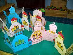 Γιορτάζουν οι Άγιοι Πατέρες   της Εκκλησίας μας     Μιλήσαμε για τους 3 Ιεράρχες     Συνθέσαμε την εικόνα τους                    Φτ... Bible Activities, Winter Activities, Serbian Language, Lent, Sunday School, Toy Chest, Kindergarten, Homeschool, Crafts For Kids