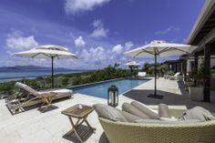 Beautiful beach side villa.