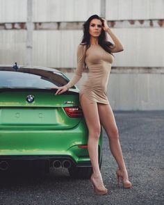 Cars, bikes and babes