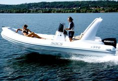 SACS Marine - Sport Class - s590 Alquiler neumatica menorca, charter rib menorca, charter sacs menorca, alquiler zodiac menorca