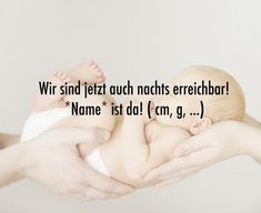 Schöne Sprüche zur Geburt Welcome baby When a new person on earth sees the light of day, the whole f Baby Announcement To Husband, Birth Announcement Boy, Funny Sports Pictures, Christian Parenting, Welcome Baby, Parenting Teens, School Humor, Happy Baby, First Baby