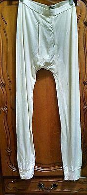 ZIMMERLI OF SWITZERLAND Leggings Long Johns-Luxury-Silk Wool-36-30