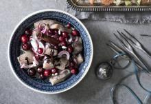 Mausteinen karpalosilli | Koti ja keittiö Koti, Acai Bowl, Oatmeal, Fish, Breakfast, Christmas, Acai Berry Bowl, The Oatmeal, Morning Coffee