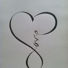 Love Infinity Symbol Tattoos Picture - Infinity Symbol | Art and Design