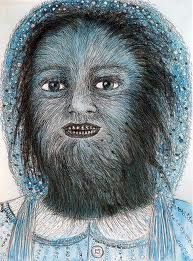 Kiki Smith Wolf Girl from Gilmore Girls
