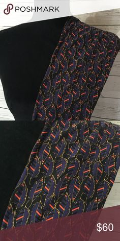 💕New Lularoe💕NWT OS Leggings Just in! Here come the goodies!  These were NOT easy to get!!! LuLaRoe Other