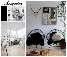 INSPIRACIÓN: Acapulco chairs