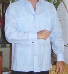 What Do You Call The Dress Shirts Worn In Puerto Rico By Men 27