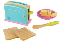 Bright Toaster Set, $26.95