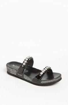 64412de96f6 37 Best WOMENS SLIDES SP14 images | Sandals, Slide sandals, Flip ...
