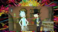 Rick and Morty The Devil comes