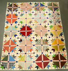 Beautiful Handmade Quilts | 1930s Antique HANDMADE QUILT Beautiful!!! | Quilts and Textiles