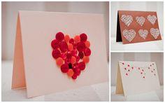 バレンタインに贈りたい手作りカードのアイデア5選 | Handful